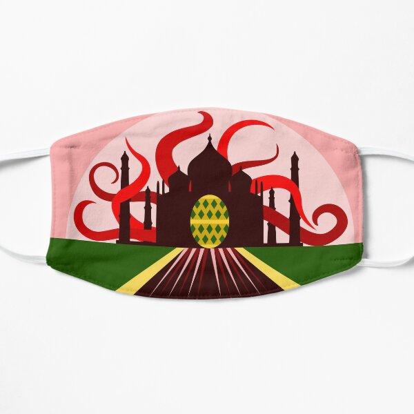 Octopussy inspired design Flat Mask