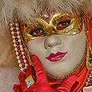 Venetian carnival by Patrick Reinquin