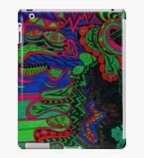 Free Your Dragon iPad Case/Skin