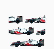 Jenson Button F1 car Long Sleeve T-Shirt