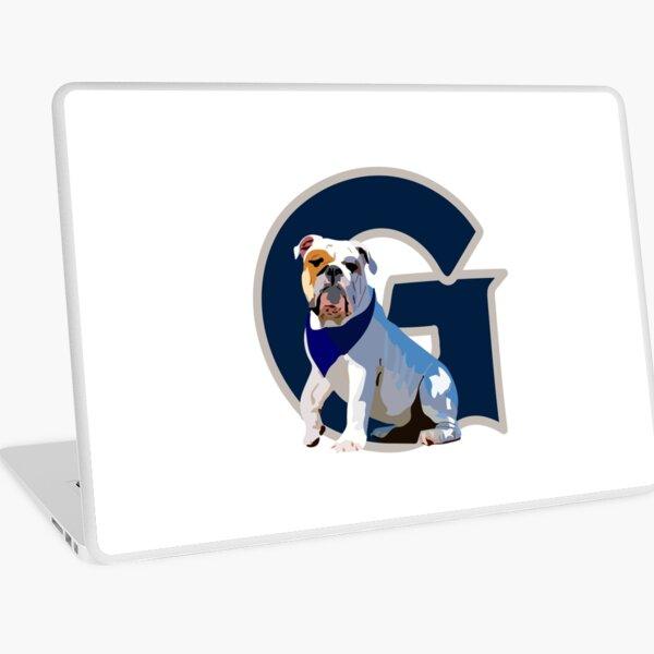 Georgetown Bulldog Laptop Skin