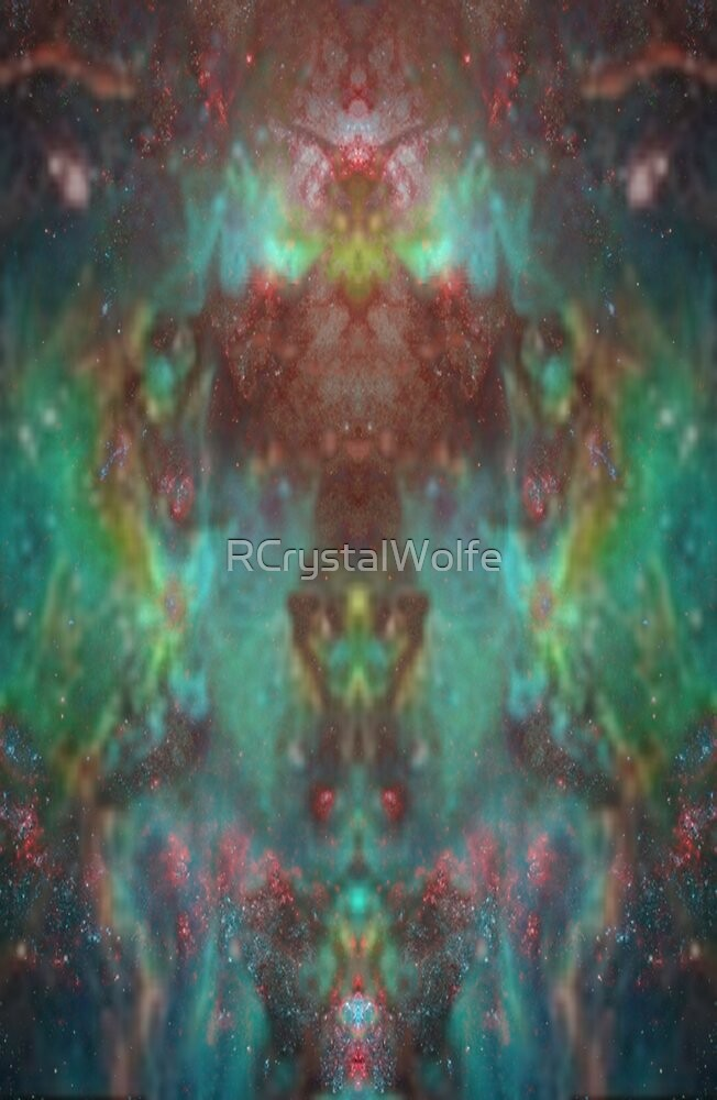 firebeing by RCrystalWolfe