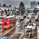London Snow by JPAube