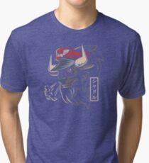 Master Bison Tri-blend T-Shirt