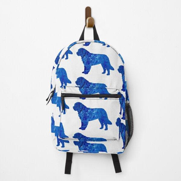 Newfoundland Dog Backpack