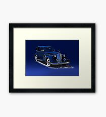 1937 Packard Formal Sedan w/o ID Framed Print