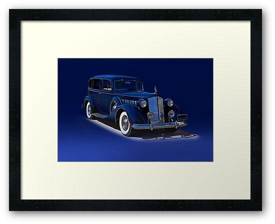1937 Packard Formal Sedan w/o ID by DaveKoontz