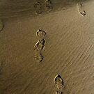 Sur le sable...! by Marie Moriscot