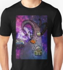 On the galaxy road   Unisex T-Shirt
