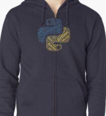 Python Programmer T-shirt & Hoodie Zipped Hoodie