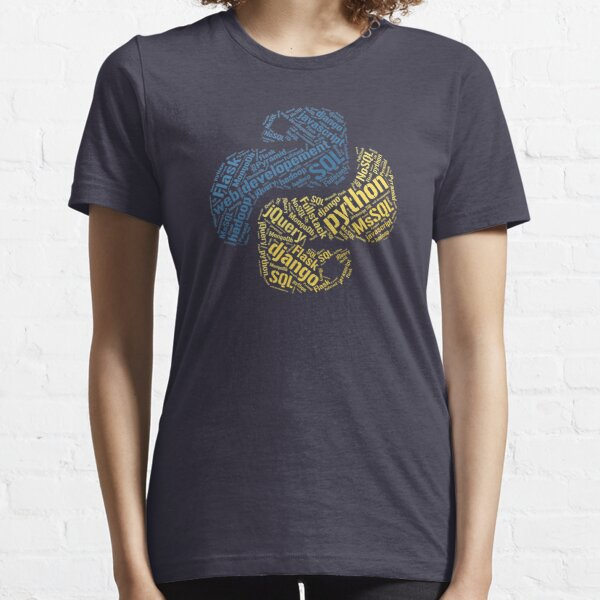 Python Programmer T-shirt & Hoodie Essential T-Shirt
