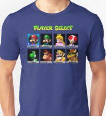 Player Select T-Shirt