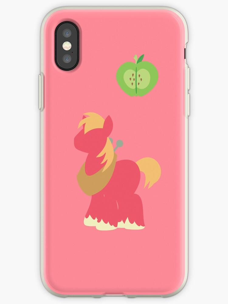 Simple Big Mac iPhone/iPad Case by TehCrimzonColt