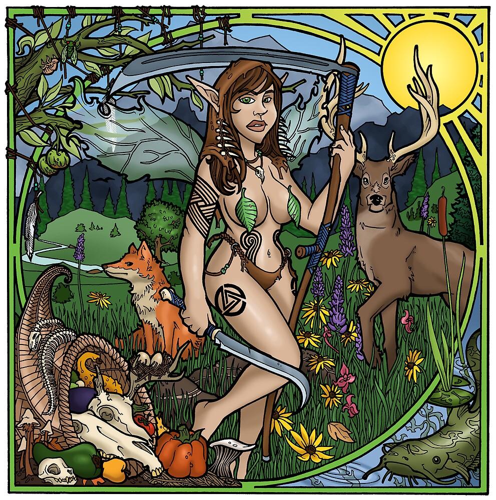Natural Order Fairy by Ideaschema