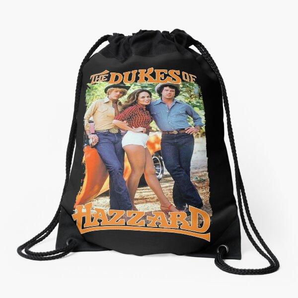 dukes of hazzard  Drawstring Bag