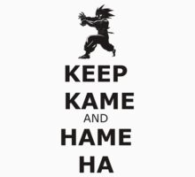 Keep Kame and Hame Ha | Unisex T-Shirt