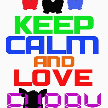 LOVE FURBY by artofdesign21