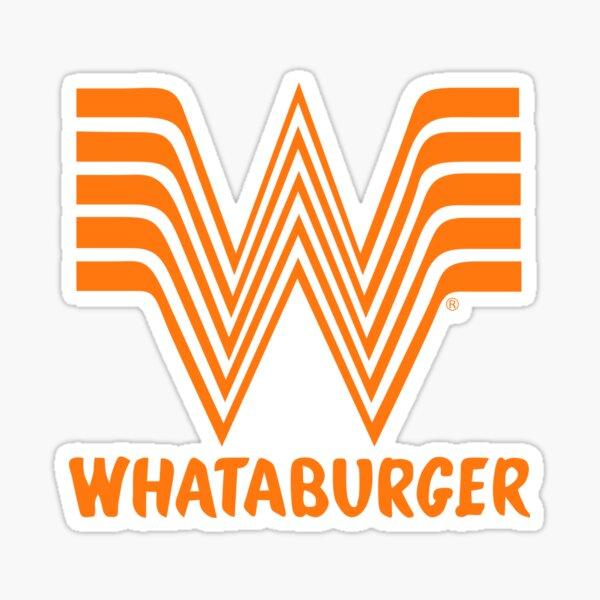 whataburger sticker Sticker