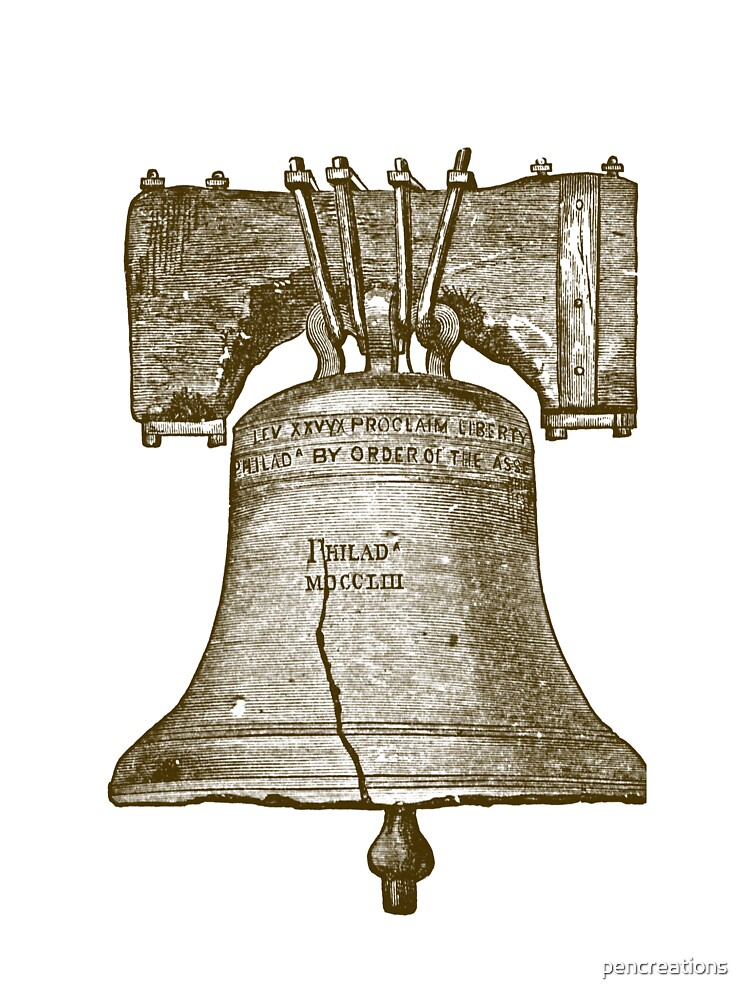 Vintage Bell by pencreations