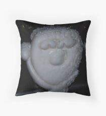 Brrrr Throw Pillow