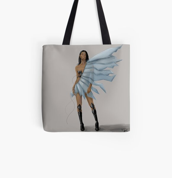 The Shield All Over Print Tote Bag