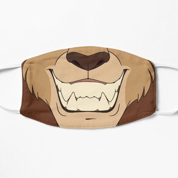 Lion Mouth Daniel Mask Flat Mask