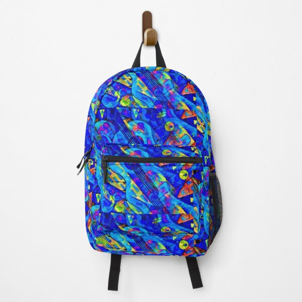 Musical Energy in the Universe Backpack