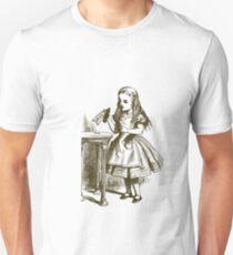 Alice in Wonderland Drink Me Unisex T-Shirt
