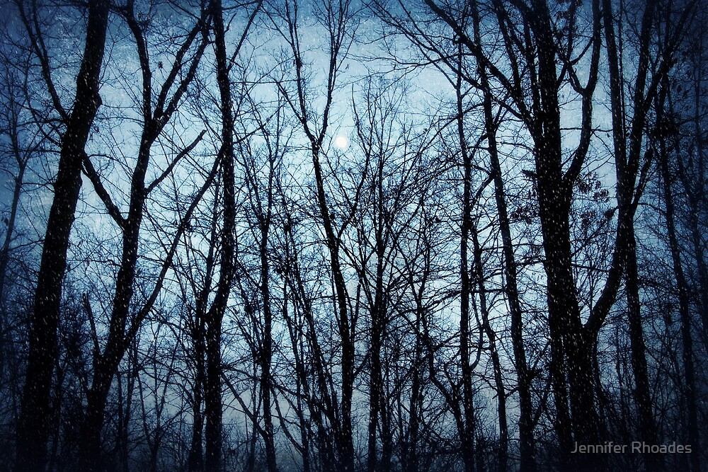 Snow: Soft Minister of Dreams by Jennifer Rhoades