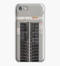 Fuse Box iPhone Case/Skin