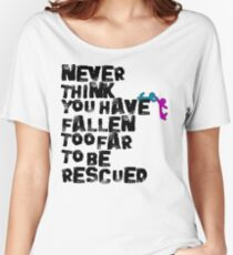 Rescued  Women's Relaxed Fit T-Shirt