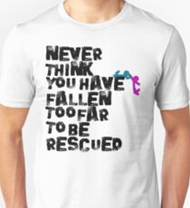 Rescued  Unisex T-Shirt