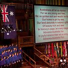 Australia Day 2007 by Celeste Mookherjee
