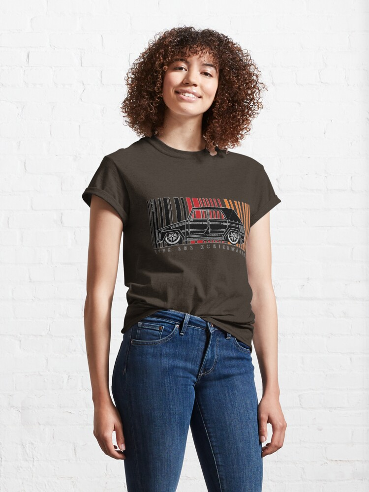 Alternate view of AIRCOOLED 181 THING Classic T-Shirt