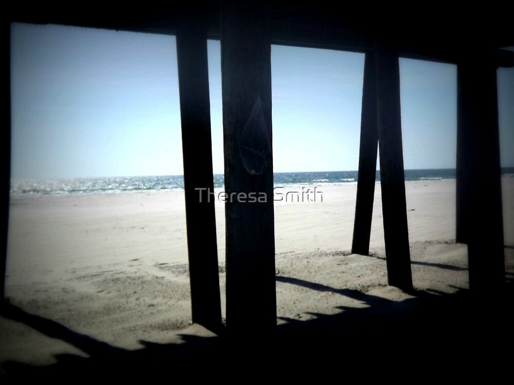 Under the Boardwalk by Theresa Smith