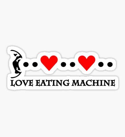 Love Eater VRS2 Sticker