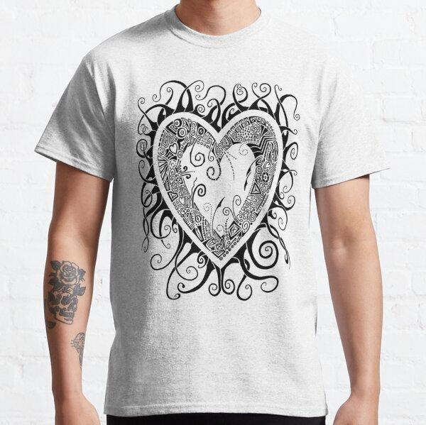 I Doodle Love You Classic T-Shirt