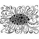 Eye Of Doodle by artbybrad