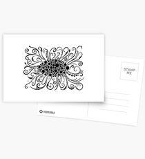 Eye Of Doodle Postcards