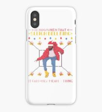 Sleigh Bell Ring iPhone Case/Skin