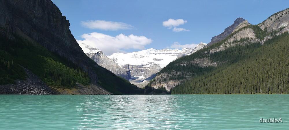 Lake Louise by doubleA