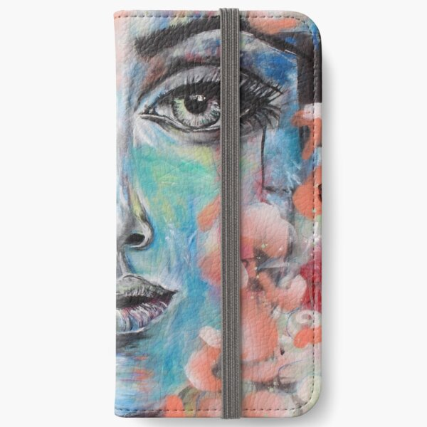 Can you see me iPhone Flip-Case