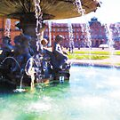 Stuttgarter Schloß Fountain VRS2 by vivendulies