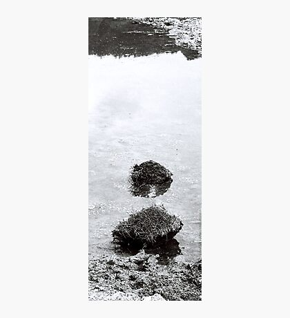 Islands in the Puddle VRS2 Photographic Print