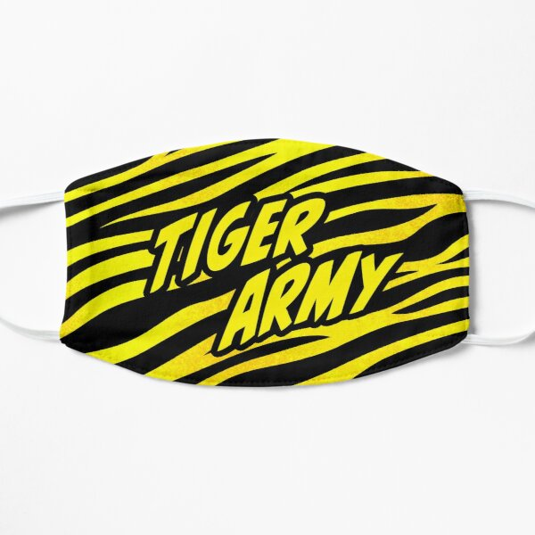 Tiger Army - Face mask Mask