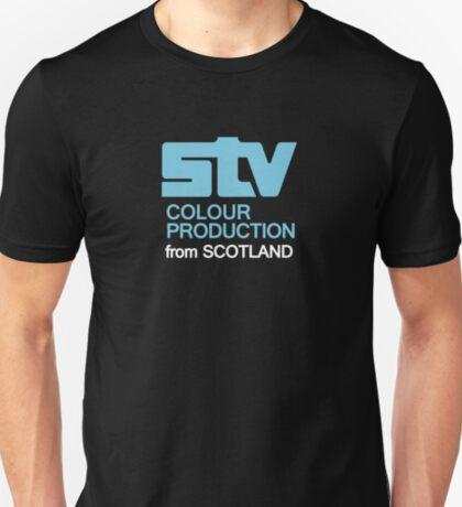 Scottish Television - STV Colour Production T-Shirt
