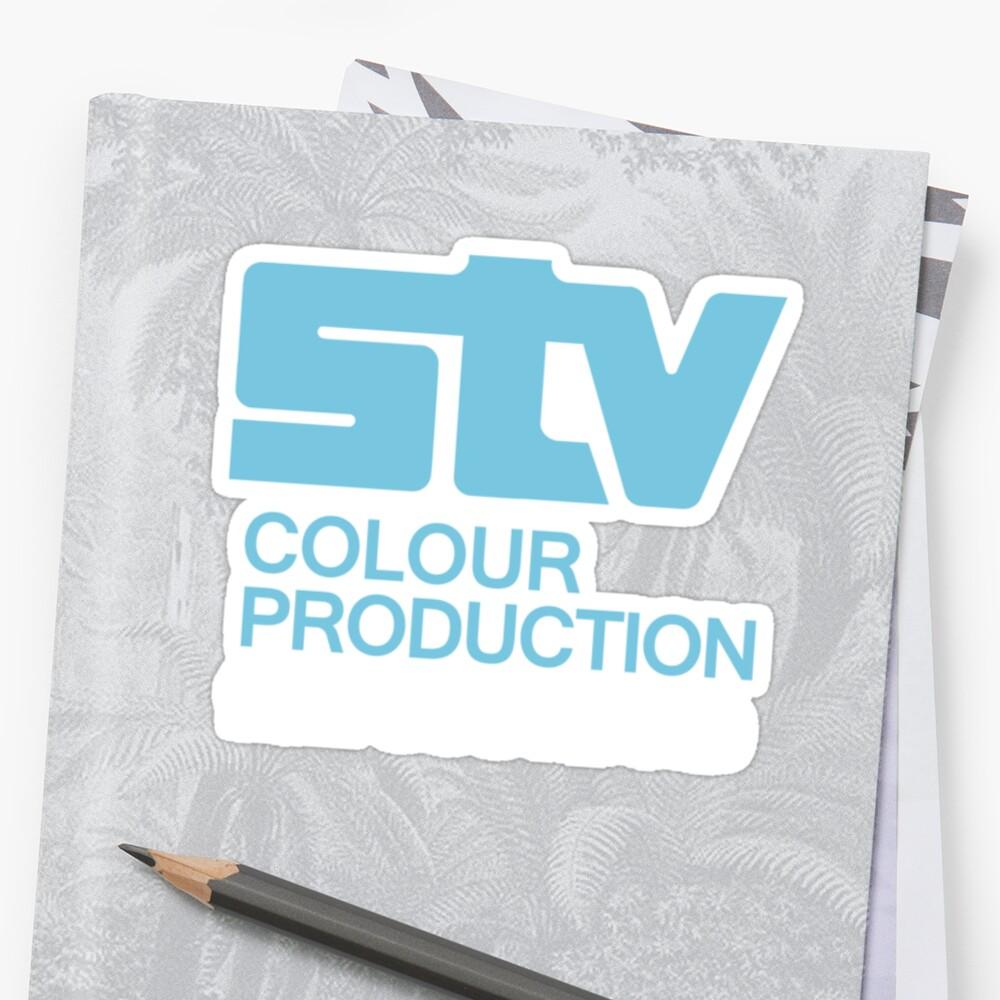 Scottish Television - STV Colour Production by tvcream