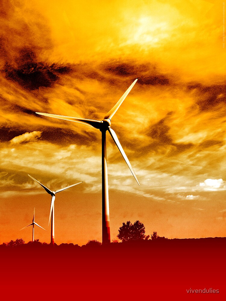 Wind Park Mills VRS2 by vivendulies