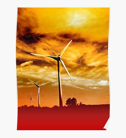 Wind Park Mills VRS2 Poster