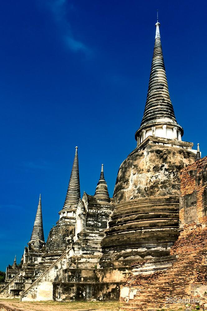 Historic City, Thailand by 3523studio